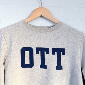 A.P.C OTT Crew Sweatshirt